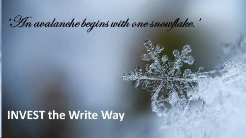 INVEST The Write Way